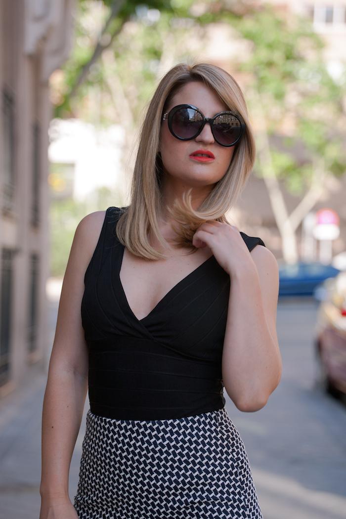 h&m skirt top amaras la moda liujo sunnies 3