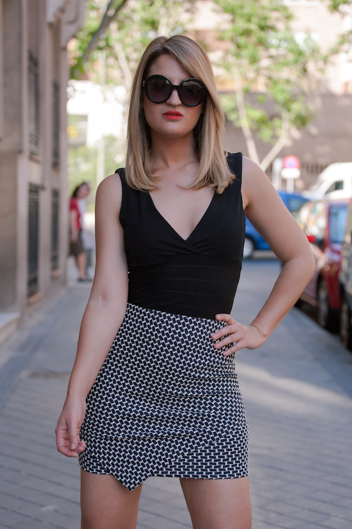 h&m skirt top amaras la moda liujo sunnies 6