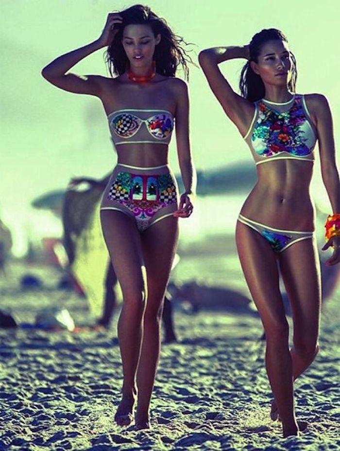 la reina de la playa  amaras la moda 2