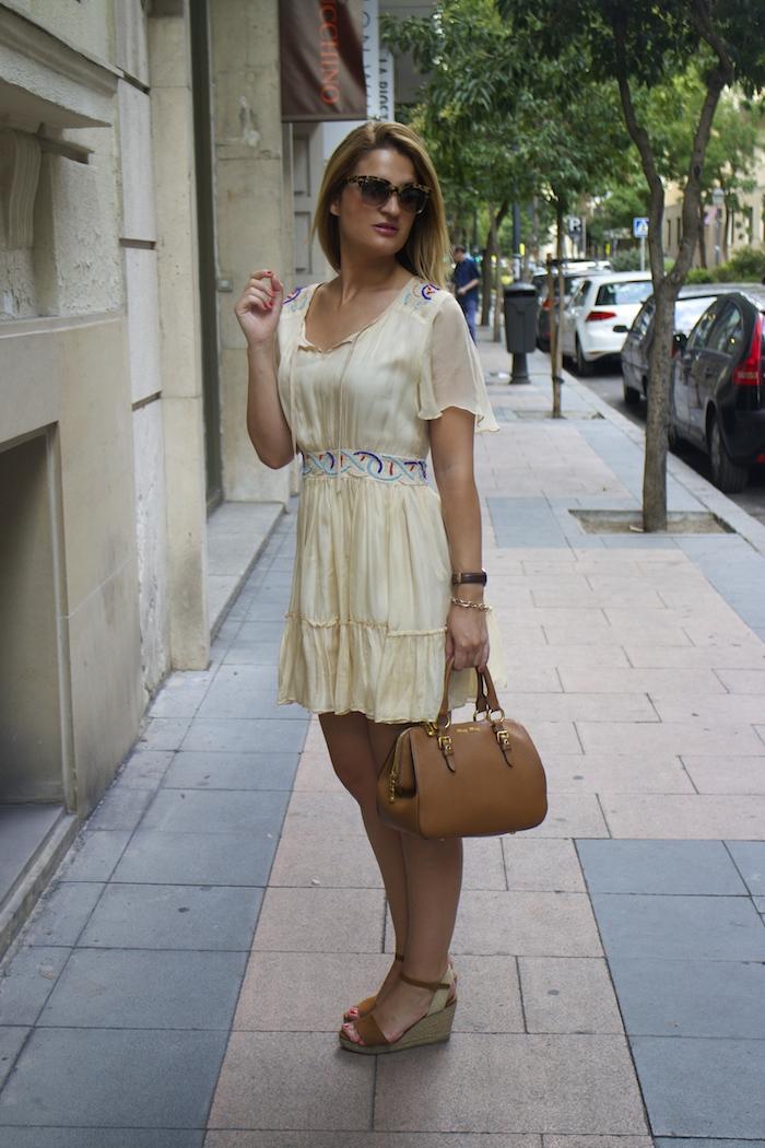 vestido bdba gucci sunnies Miu Miu bag Amaras la moda paula fraile 6