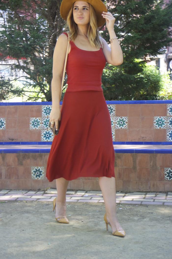 amaras la moda conjunto punto sombrero ante louis vuitton bag amaras la moda paula fraile. 7