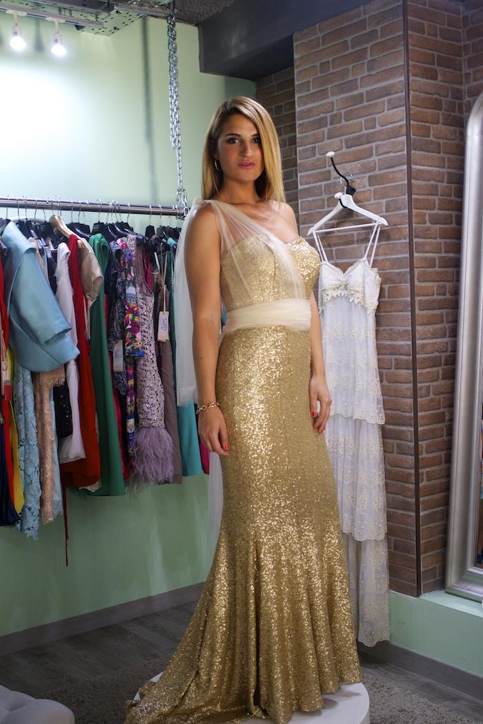me pido este vestido amaras la moda Paula Fraile. 4