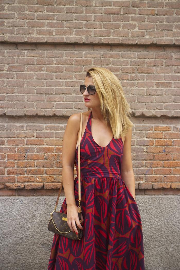 vestido La Redoutte Amaras la moda cuñas gaimo louis vuitton ba 5