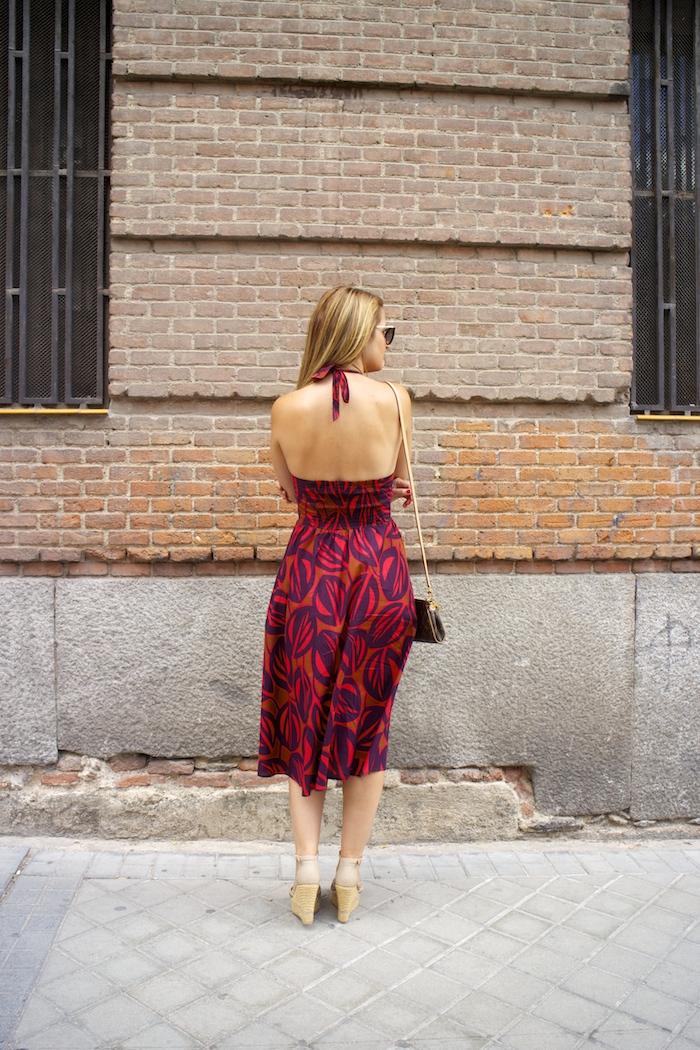 vestido La Redoutte Amaras la moda cuñas gaimo louis vuitton ba 7