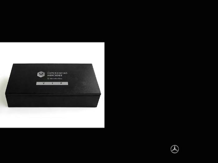 Pack VIP Experiencias Mercedes Amarás la moda sorteo 5