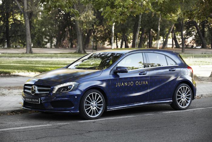 Pack VIP Experiencias Mercedes Amarás la moda sorteo juanjo oliva