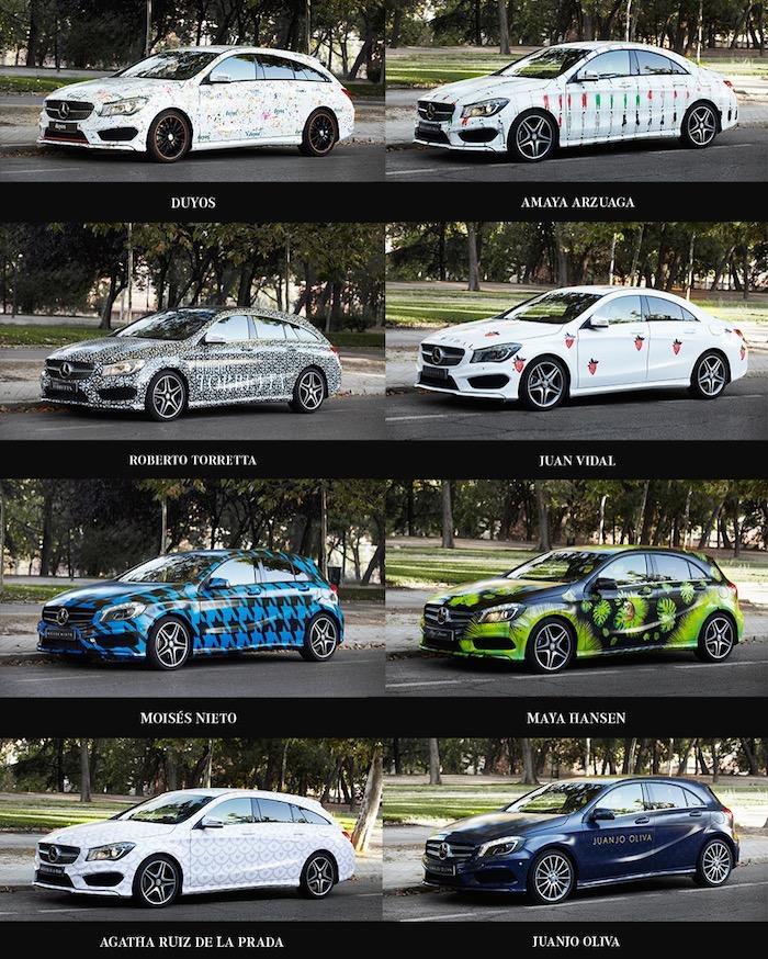 Pack VIP Experiencias Mercedes Amarás la moda sorteo