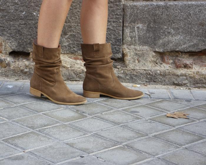 Boots chloe borel Fashion Pills DRESS Paula Fraile Amarás la moda Louis Vuitton bag 4