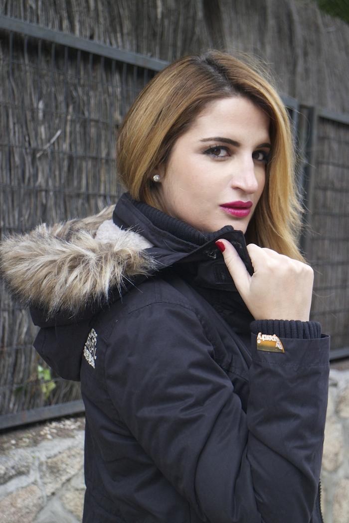 superdry coat amaras la moda paula fraile11