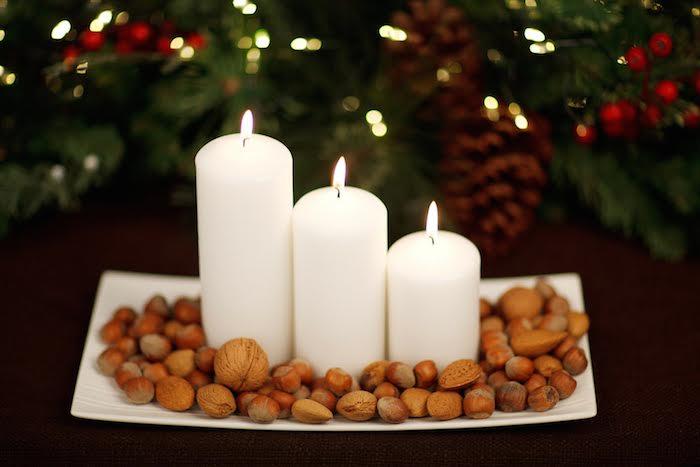 livingo decoración centros de mesa navidad amaras la moda11