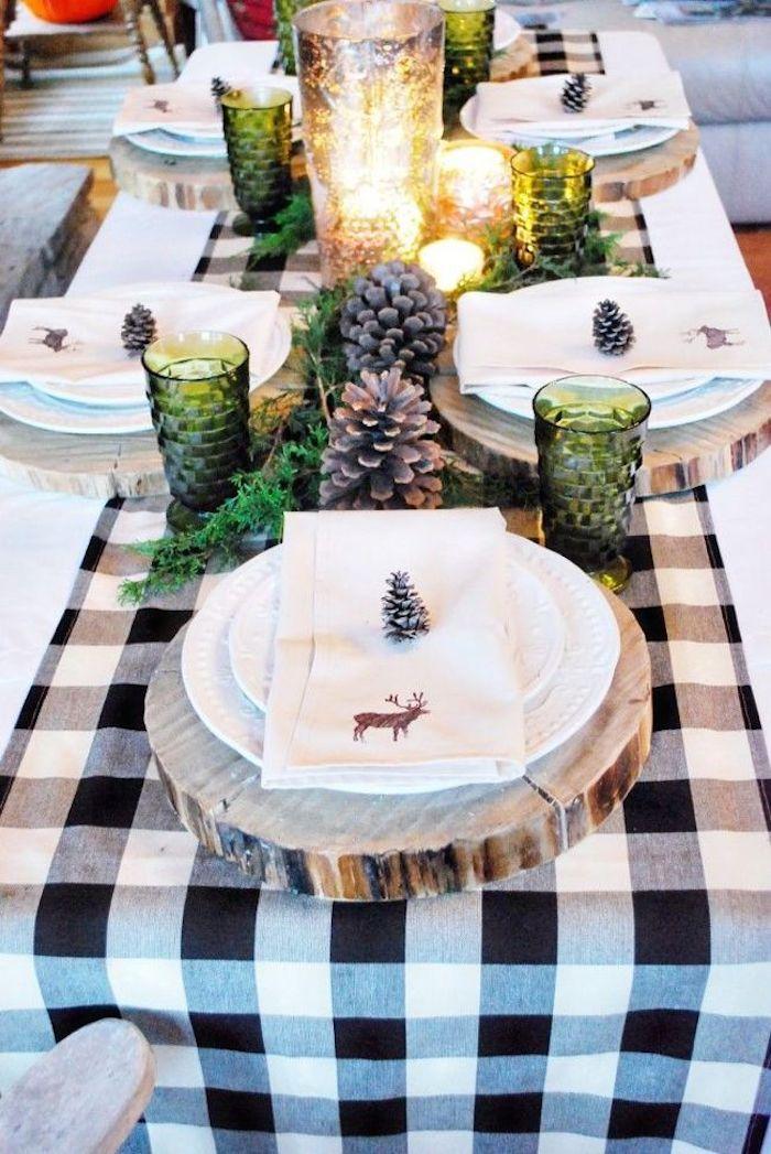 livingo decoración centros de mesa navidad amaras la moda14