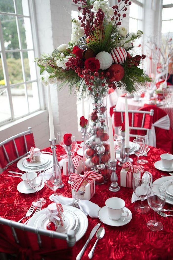 livingo decoración centros de mesa navidad amaras la moda2