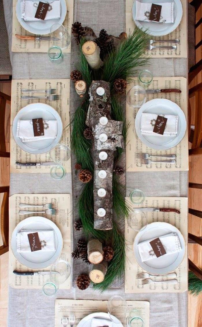 livingo decoración centros de mesa navidad amaras la moda5