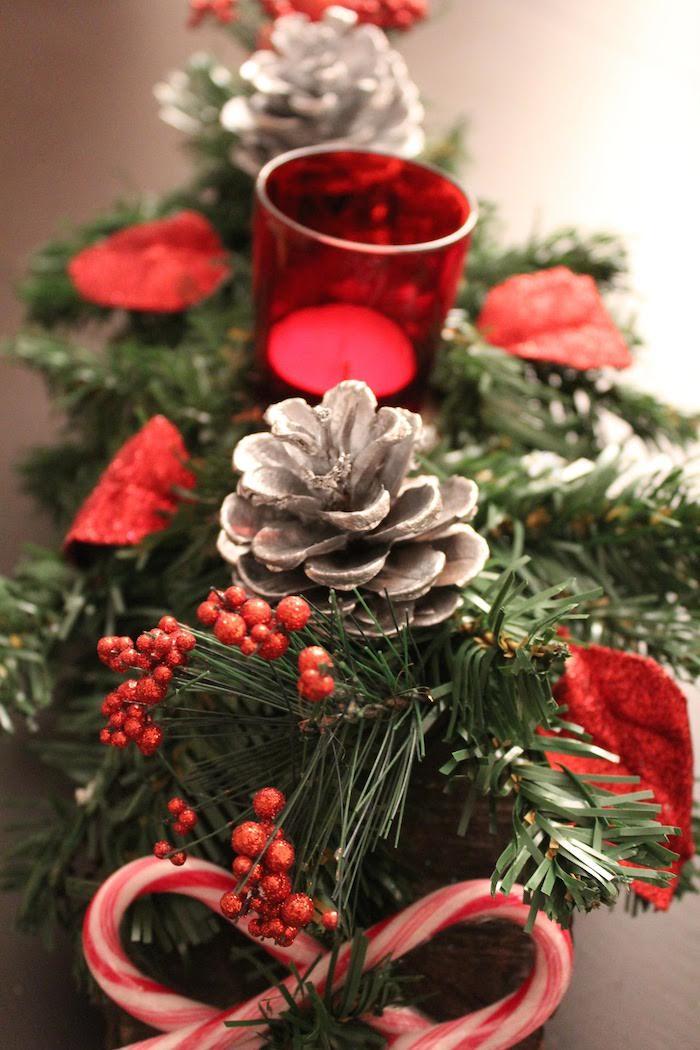 livingo decoración centros de mesa navidad amaras la moda8