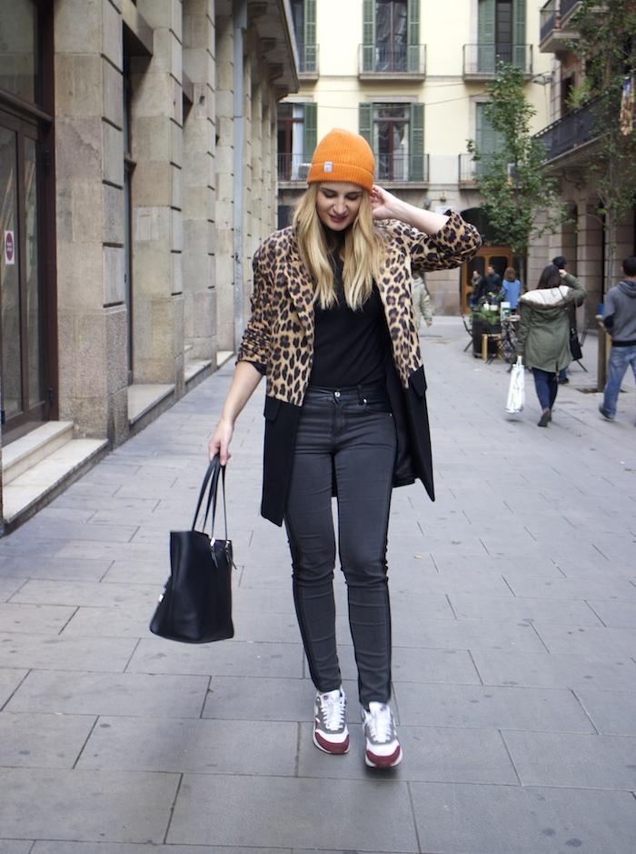verace jeans zara coat pull and bear bonnet amaras la moda paula fraile5