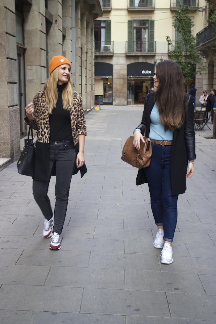 verace jeans zara coat pull and bear bonnet amaras la moda paula fraile8