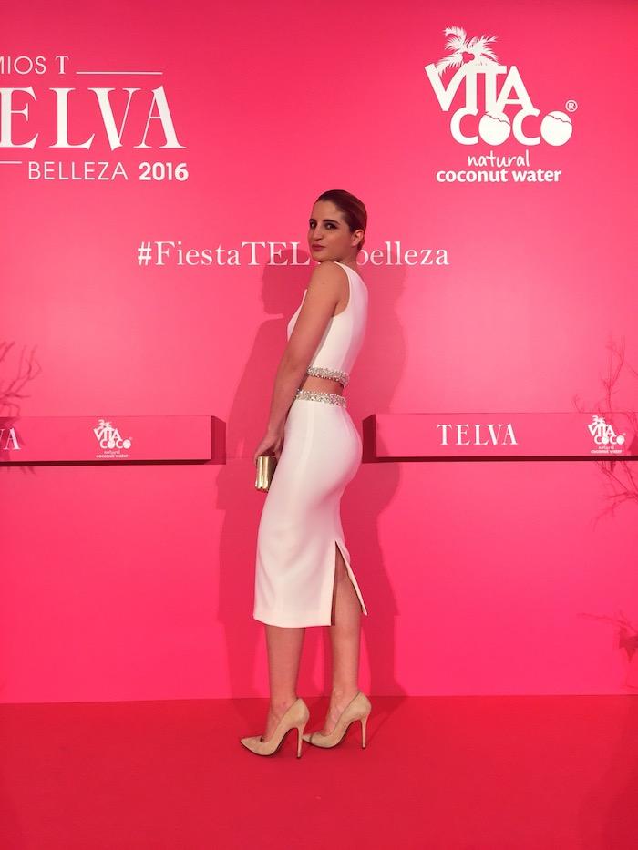 Premios Telva belleza Paula Fraile Amaras la moda Etxart and panno