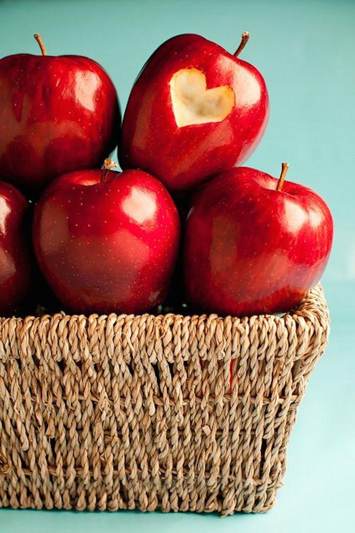 amaras la moda manzana fruta post