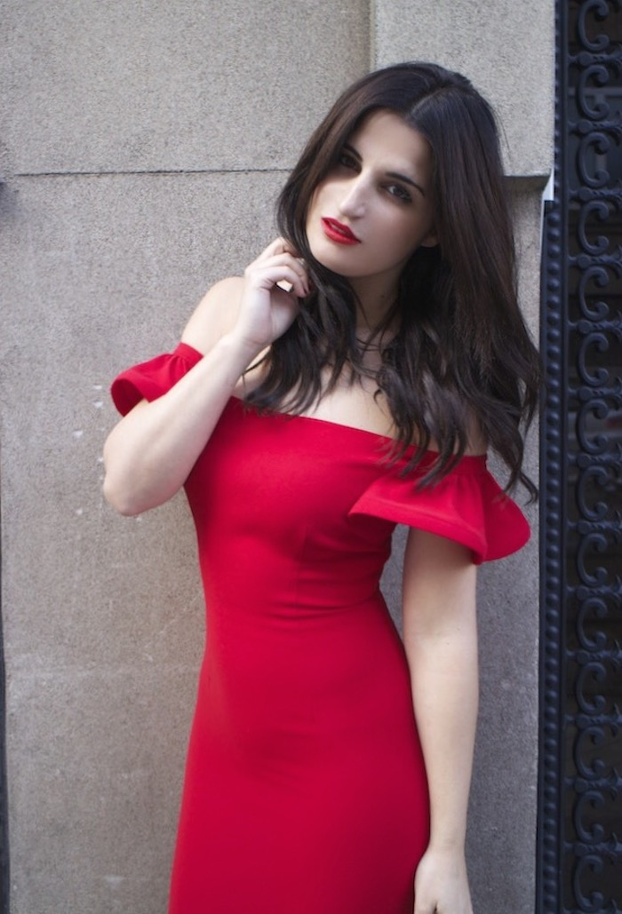 etxart and panno amaras la moda Paula Fraile ted baker chloe borel stilettos fashion blogger brunette girl10