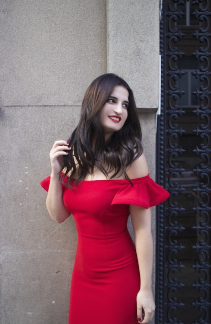 etxart and panno amaras la moda Paula Fraile ted baker chloe borel stilettos fashion blogger brunette girl11