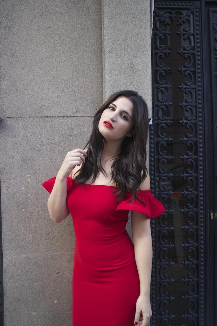 etxart and panno amaras la moda Paula Fraile ted baker chloe borel stilettos fashion blogger brunette girl3