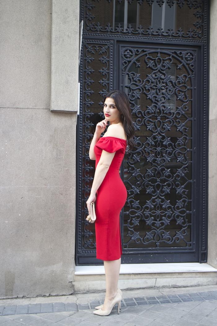 etxart and panno amaras la moda Paula Fraile ted baker chloe borel stilettos fashion blogger brunette girl4