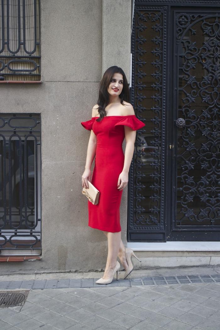 etxart and panno amaras la moda Paula Fraile ted baker chloe borel stilettos fashion blogger brunette girl5