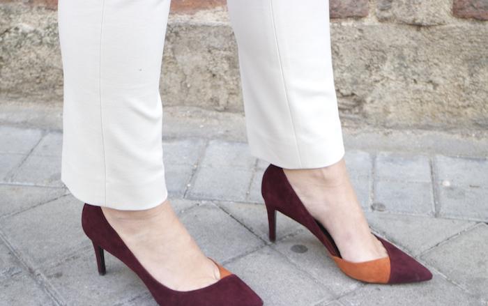 top pantalón ángel schlesser Paula Fraile Amaras la moda louis vuitton bag fashion blogger4
