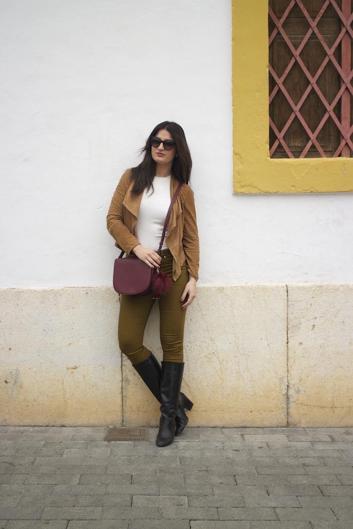 mango jacket mango bag hym jeans ralph lauren sunnies paula fraile amaras la moda2