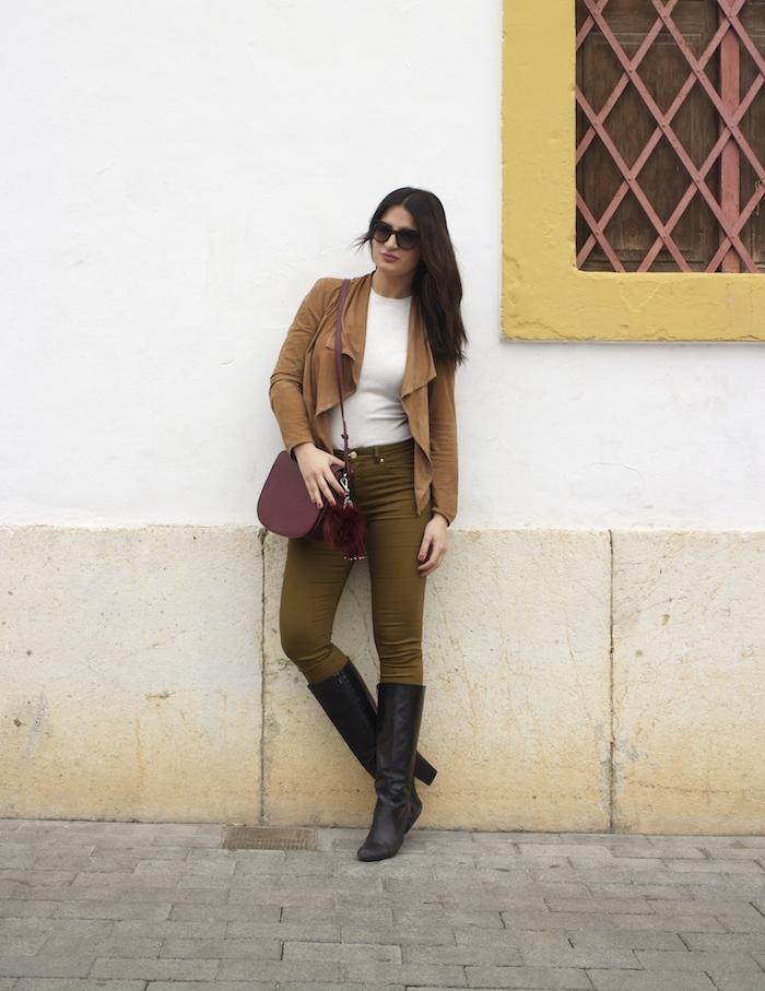 mango jacket mango bag hym jeans ralph lauren sunnies paula fraile amaras la moda4