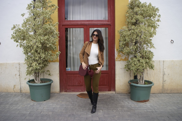 mango jacket mango bag hym jeans ralph lauren sunnies paula fraile amaras la moda7