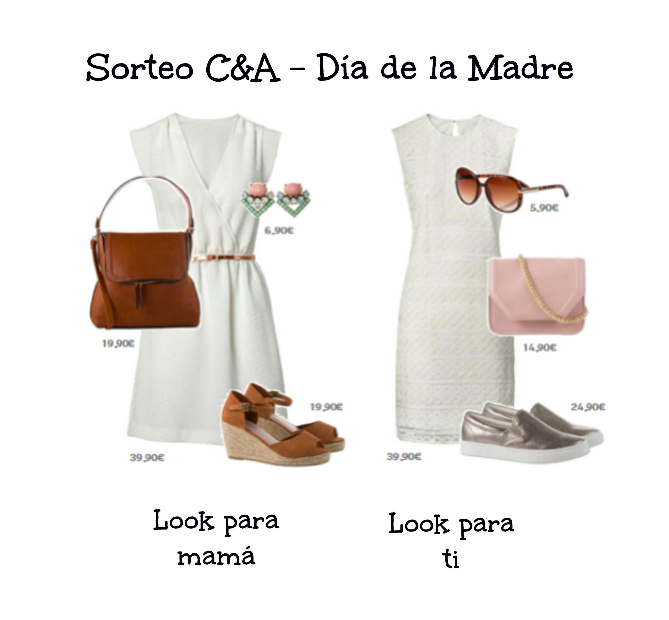sorte C&A AMARAS LA MODA