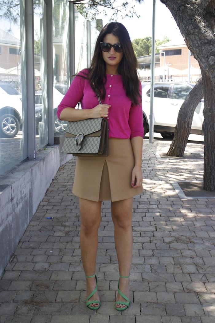 gucci bag rebeca Carolina Herrera amaras la moda paula fraile sandalias ivyl