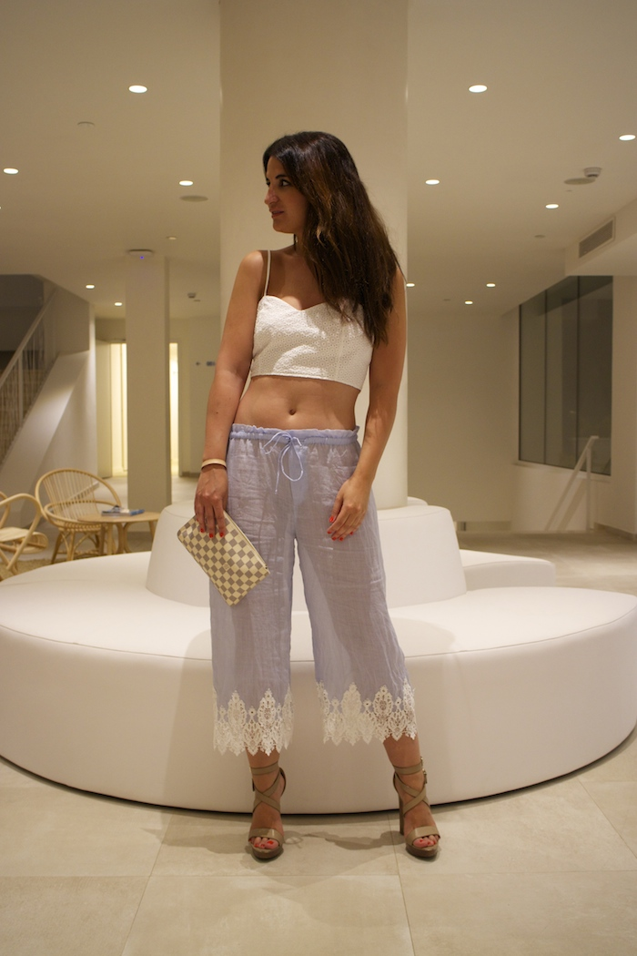amaras la moda top pants ibiza iberostar santa eulalia5