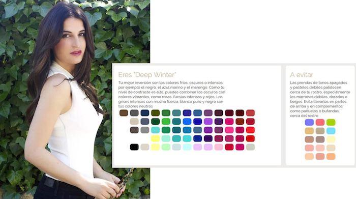 Stivalia Amaras la moda - Color Deep Winter
