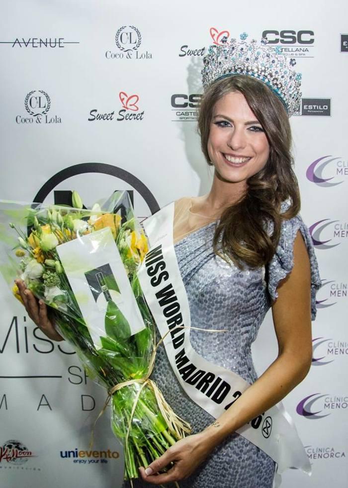 miss world madrid Amaras la moda Clinica Menorca Paula Fraile5