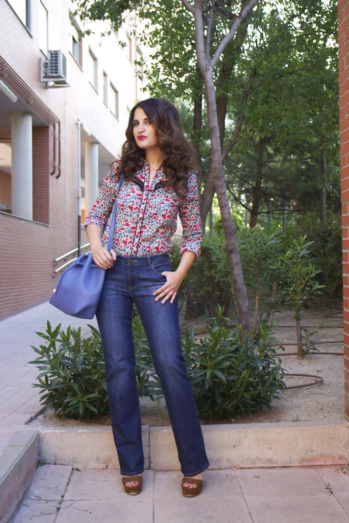 total look La Redoute amaras la moda Paula Fraile5