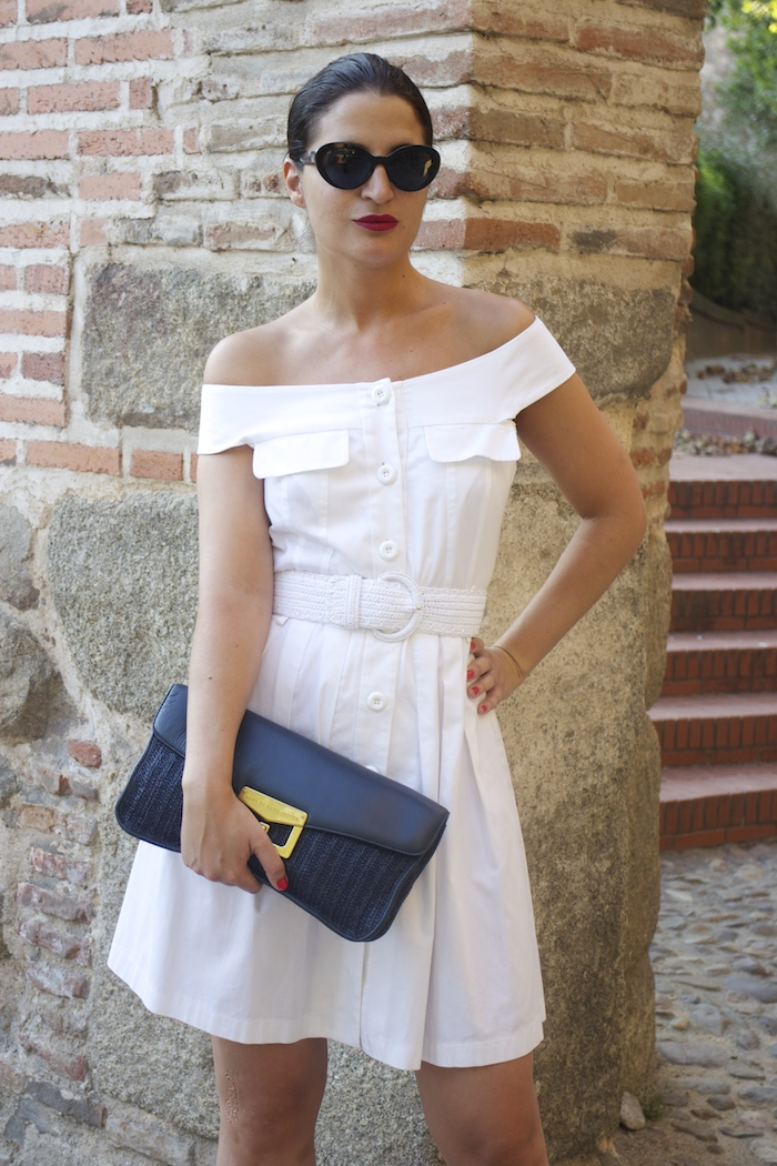 cinturón dolce and gabbana Paula Fraile cuñas Cucci bolso Marc Jacobs gafas prada amaras la moda7