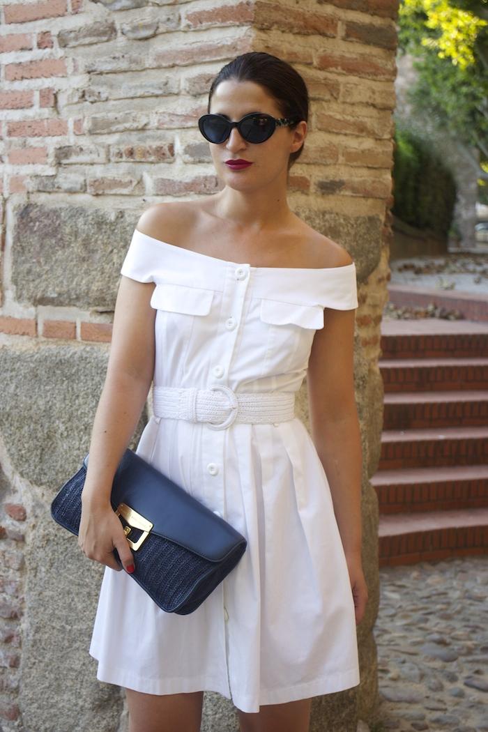cinturón dolce and gabbana Paula Fraile cuñas Cucci bolso Marc Jacobs gafas prada amaras la moda8