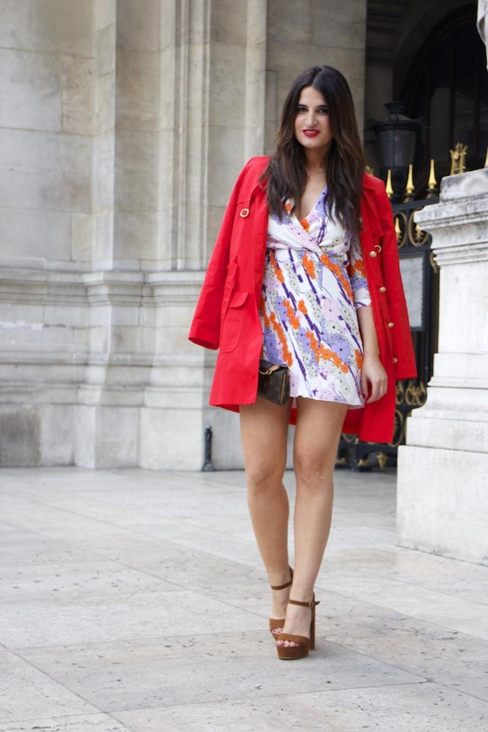 embajadora La Redoute Paula Fraile viaje a Paris12