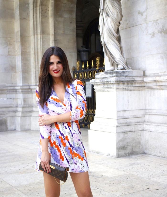 embajadora La Redoute Paula Fraile viaje a Paris2