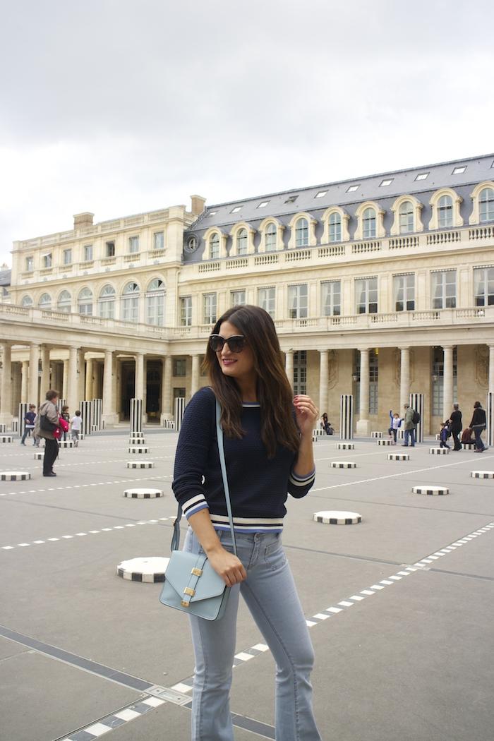 embajadora La Redoute Paula Fraile viaje a Paris9