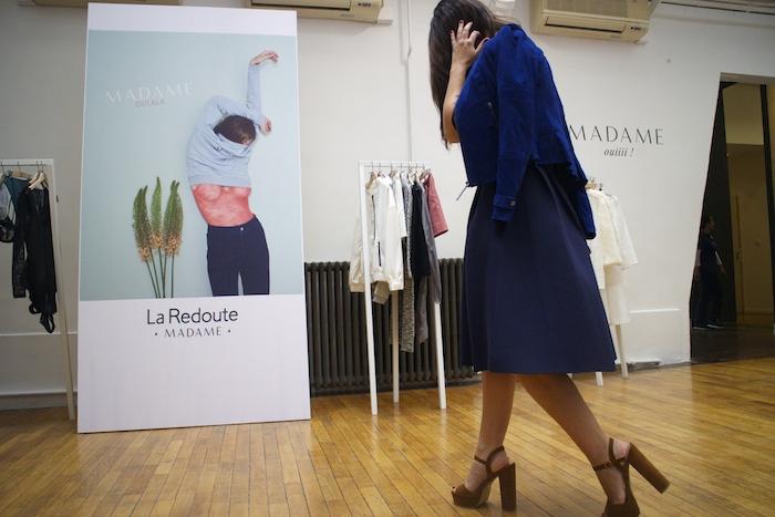 pressday La Redoute Paris Amaras la moda Paula Fraile.2