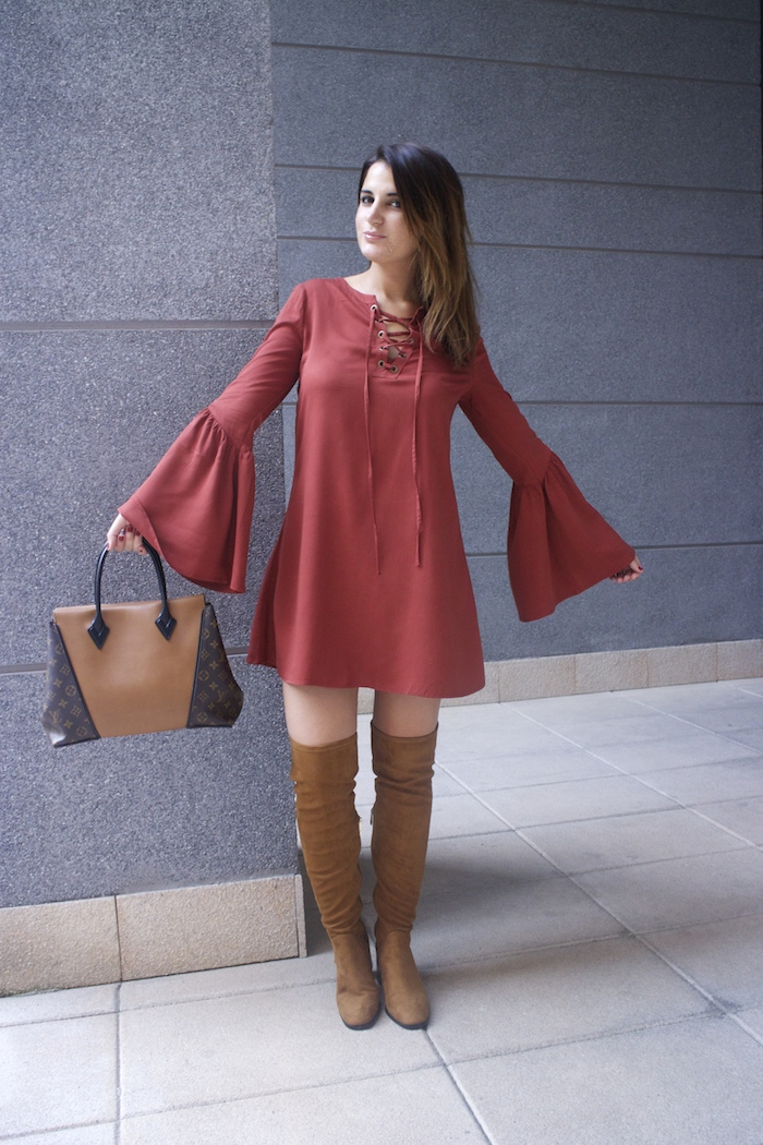 vestido-justfab-louis-vuitton-bag-amaras-la-moda-paula-fraile3