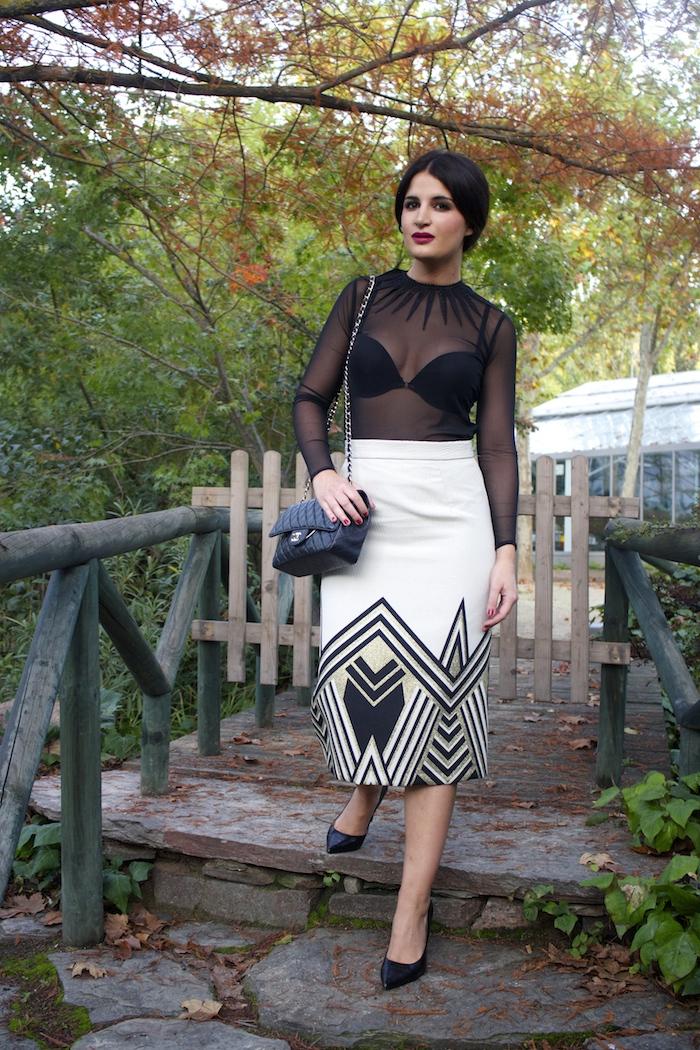 top-falda-strenamoda-chanel-bag-la-redoutte-shoes-amaras-la-moda-paula-fraile7