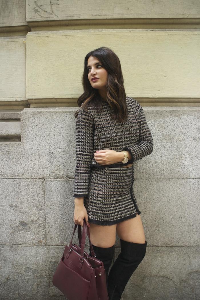 zara-top-and-skirt-over-the-knee-boots-justfab-la-redoute-bag-and-trench-amaras-la-moda-paula-fraile10