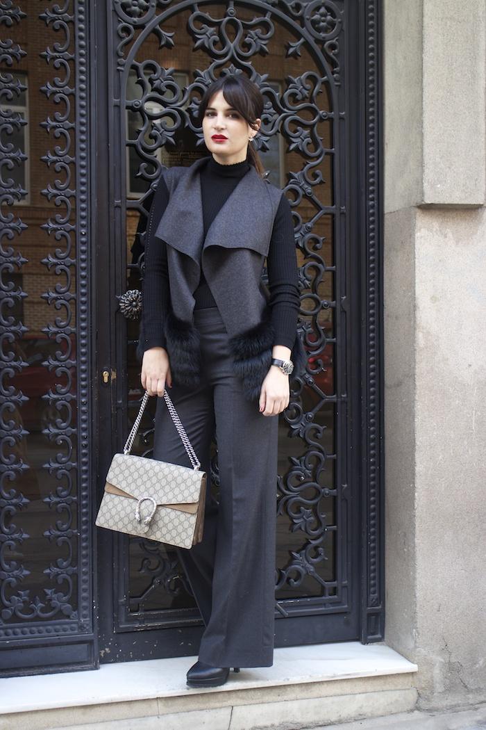 conjunto Carolina Herrera Gucci Dionysus amaras la moda paula fraile10