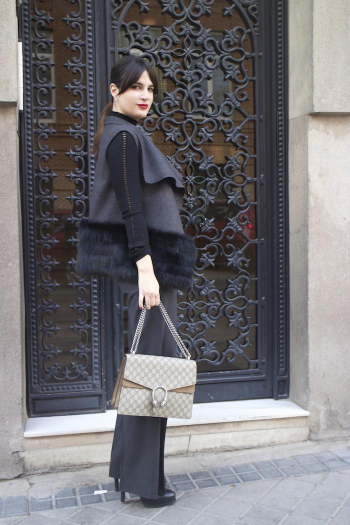 conjunto Carolina Herrera Gucci Dionysus amaras la moda paula fraile2