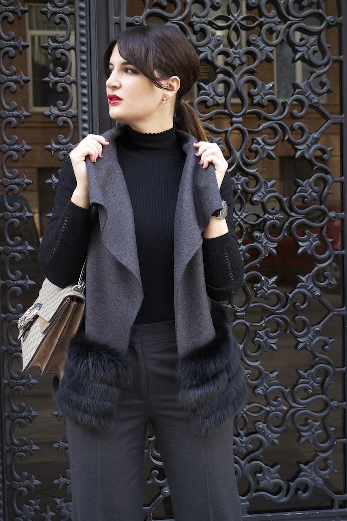conjunto Carolina Herrera Gucci Dionysus amaras la moda paula fraile4jpg