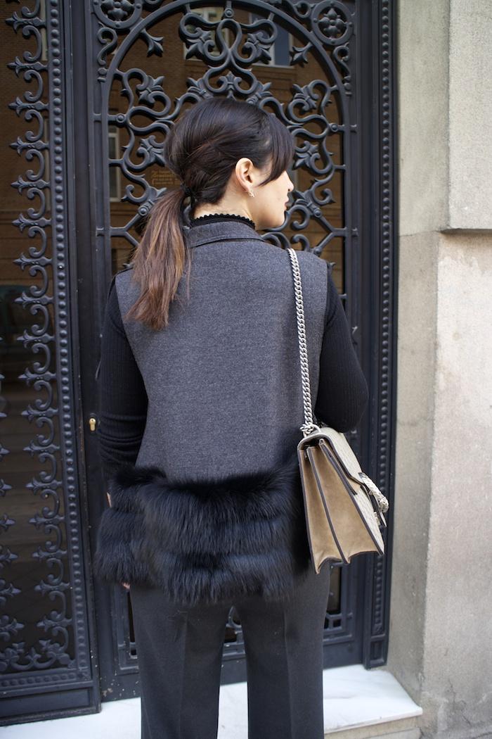 conjunto Carolina Herrera Gucci Dionysus amaras la moda paula fraile6